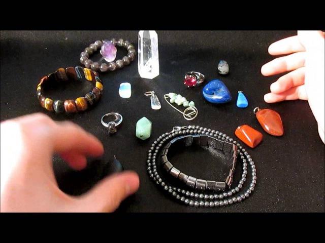 Магия камней Свойства камней для мага и предсказателя
