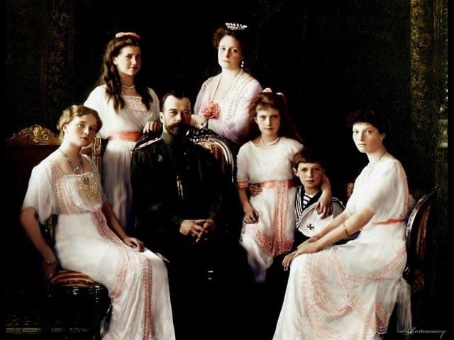 [1918] Расстрел царской семьи (18)