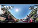 Black Widow 360° on-ride 4K POV Kennywood