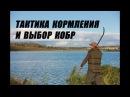 Тактика кормления и выбор кобры для рыбалки