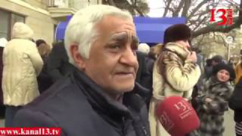 Mərd və qorxmaz Baki sakinləri Milyonçu ölkənin dilənçi övladları