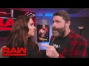 Mick Foley stands up to Stephanie McMahon Raw, Feb. 20, 2017