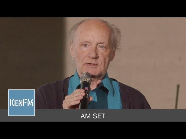 KenFM am Set Eugen Drewermann appelliert an das Gewissen der Deutschen