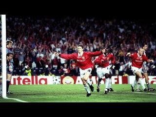 FINAL UCL 1999 ► Manchester United 2 vs 1 Bayern Munich - 26 May 1999 | English Commentary