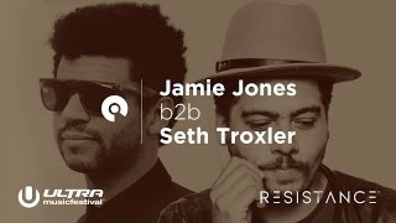 Jamie Jones b2b Seth Troxler - Ultra Miami 2017: Resistance powered by Arcadia - Day 3 (BE-AT.TV)