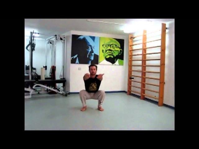 Floreio workout number 1 - Beginner