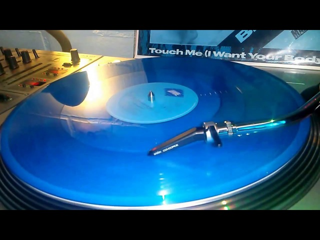 Samantha Fox - Touch Me (I Want Your Body) (Blue Mix) 1986 - Vinyl