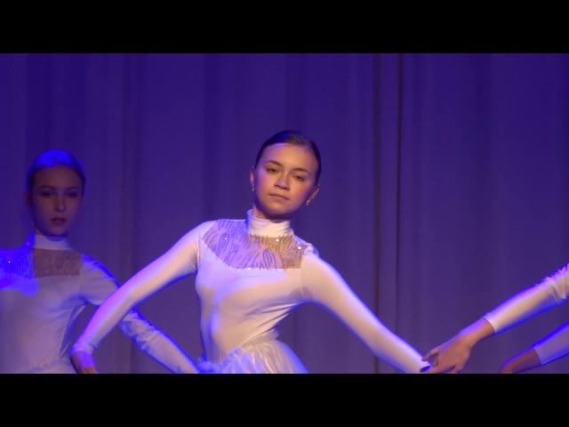 ФШТ 2016. Гала-концерт. Студия танца «Белые крылья» («Нежность»)