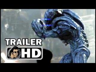 BEYOND SKYLINE: SKYLINE 2 Official Trailer (2017) Frank Grillo, Iko Uwais Sci-Fi Action Movie HD