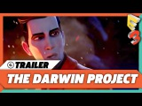 The Darwin Project Reveal Trailer For Xbox One X  E3 2017 Microsoft Press Conference