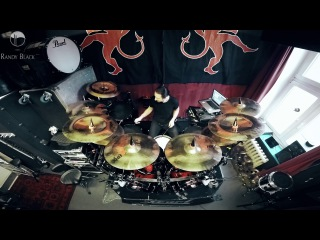 Toto - Rosanna drum cover by Randy Black.