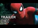 Spider-Man: Homecoming Official Trailer 1 (2017) Tom Holland, Robert Downey Jr. Movie HD