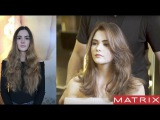 The Perfect Brunette with Editorial Layers Inspired by MILA KUNIS
