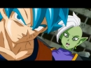 Драконий Жемчуг Супер Сонгоку Супер Голубой Супер Саян Против Блека Замасу Крутой Клип