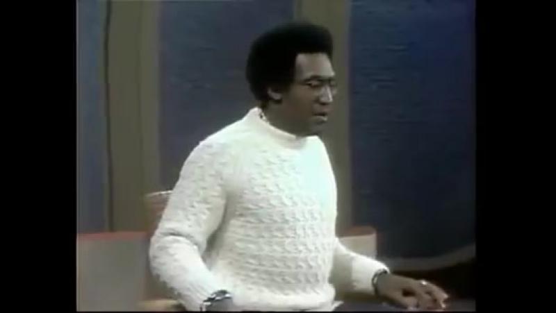 Билл Косби о джазовых джемах и понтовых барабанщиках. Очень смешно!