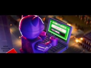 5 трейлер: ЛЕГО Фильм: Бэтмен