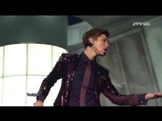 TVXQ - Catch Me (Comeback Stage)