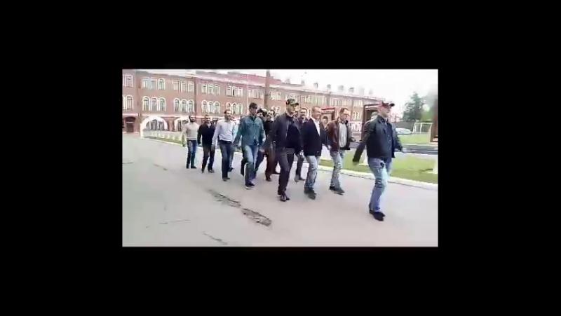 Встреча на 15-летие выпускника ВИФК-2002 (видеоотчет о мероприятии