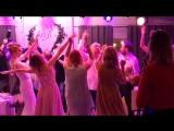 Семейный танец, когда Гоша Куценко просто друг жениха Pine-RiverСвадьба