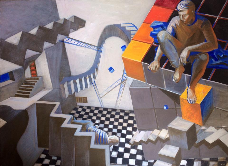 Выставка Дикий сон разума. Арт-галерея Мануфактура