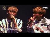 [FANCAM] 02.03.2017: Ынкван, Хёншик - ANAK @ OneK Global Peace Concert