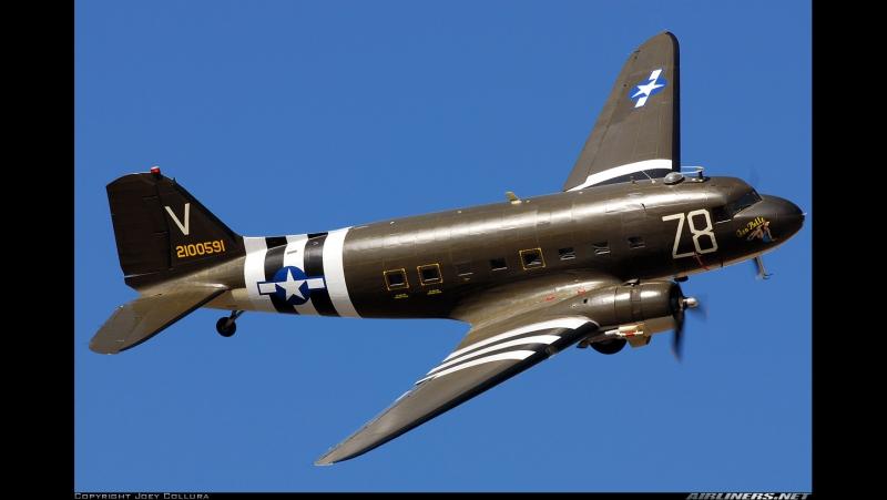 Знаменитые самолеты Фильм C 47 Skytrain