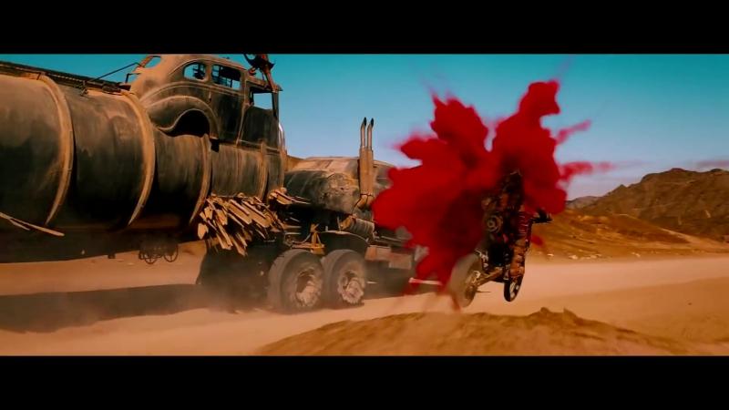 Duran Duran - The Wild Boys (Mad Max Fury Road)