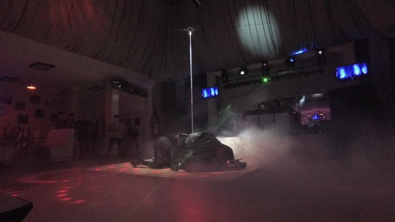 Шеставина Анастасия 1 место Професионалы, [club142332503|Всеукраинский Чемпионат по Pole dance Exotic