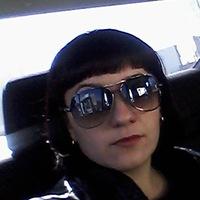 Анкета Анна Новикова