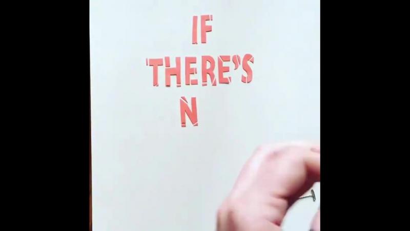 Лейси Анн создаёт кавер-обложку <<Если завтра не наступит>>.