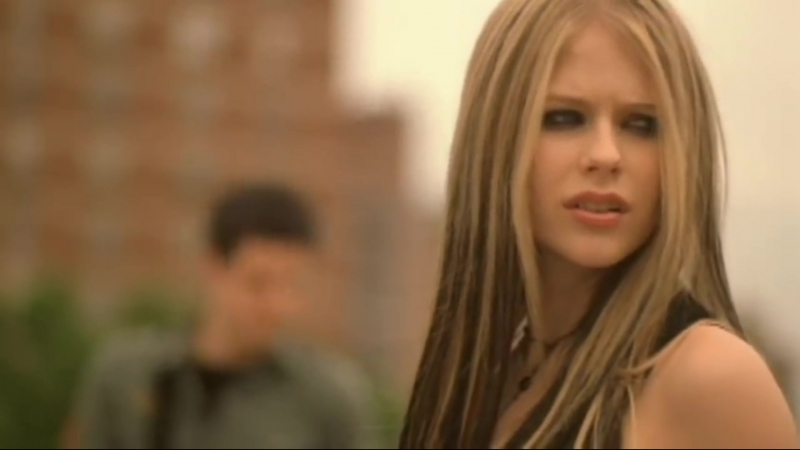 Avril lavigne - My Happy Ending (Through the years)