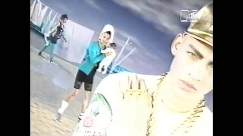 NENEH CHERRY - Man Child (MTV EUROPE)