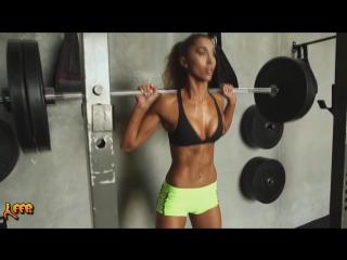 Femalefitnessreset - inba fitness model champion and muay thai fighter chontel h