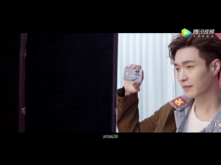 [SF] 170922 Shanghai Pudong Bank Credit Card @ Lay | Zhang Yixing