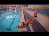 12 Ways to get out of a swimming pool