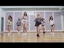 HELLOVENUS 헬로비너스 위글위글 WiggleWiggle 안무 연습 영상 Choreograp
