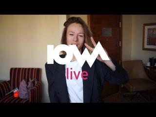 IOWA live