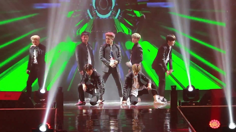 [FC|VK][06.12.2016 ] Monsta X - Fighter @ KBS Cheer For South Korea Concert