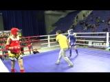 Артем Иванов. Победа. Тайский бокс
