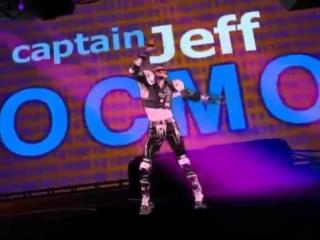 Captain Jeff(Космос) - Первый уровень (360р) 1999 год