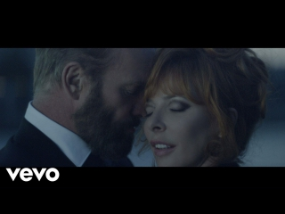 преьера клипа Милен Фармер / Mylène Farmer  Стинг /  Sting - Stolen Car HD   2015