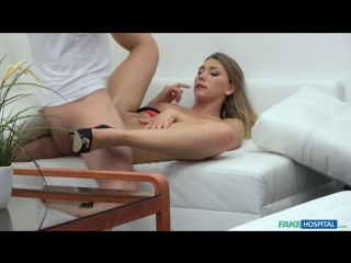 [FakeHospital.com / FakeHub.com] Vyvan Hill aka Haley Hill - Squirting Serbian Beauty Loves Cock (02.08.2017) [Creampie, Squirti