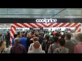 Открытие Coolprice в Барнауле, 02.09.2017