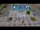 Қарағанды қаласындағы РУХАНИ ЖАҢҒЫРУ жалпыреспубликалық жастар акциясы Жастар Тынысы