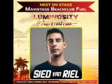 Stream Noize &amp de Cima pres. FORCES - Blackout Sied Van Riel - Luminosity Beach Festival 2017