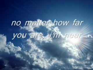 Im Your Angel - R.Kelly and Celine Dion (With Lyrics)