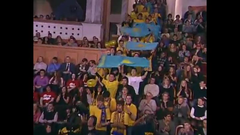 КВН Высшая лига (2008) Финал - Астана.kz - Фристайл
