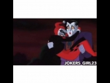 handsome couplethe agent house and mad-the Joker and Harley