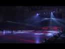 Новостной сюжет японского телевидения - Женя и Юдзуру на шоу «Fantasy On Ice» - Ниигата, 18 июня 2017 世界王者華麗に舞う