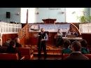Свидетельство бывшего начальника колонии строго режима, нашедшего Христа, БФ Дом Тепла